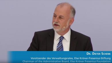 Welcome Address on behalf of the Else Kröner-Fresenius-Stiftung