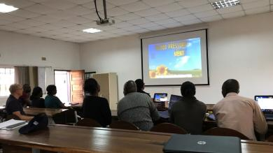 Phase 1 BLIZ – BLENDED LEARNING IN ZAMBIA