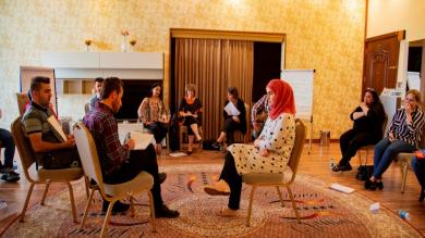 Role Playing during the training in psychotraumatology