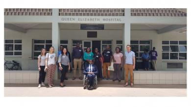The German-Malawian Neurosurgery Project Group