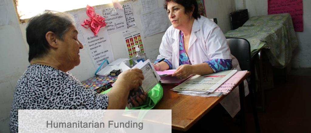 Call of Proposals: Humanitarian Funding