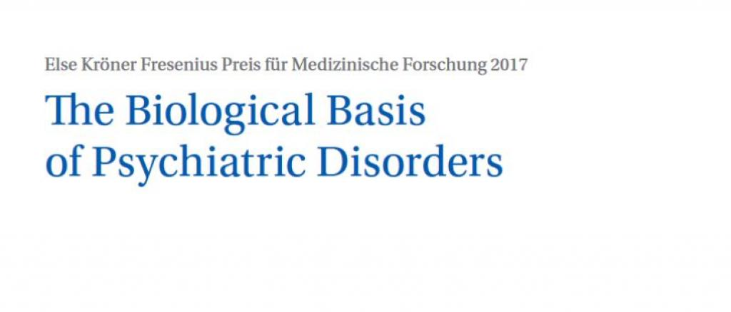 The Biological Basis of Psychatric Disorders